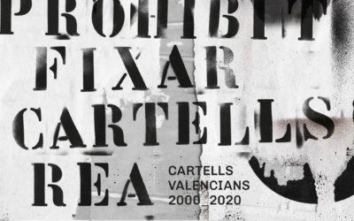 Inauguració exposició «Prohibit fixar cartells REA» a Castelló